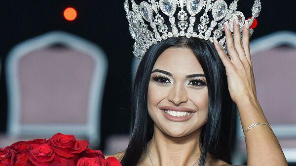 Мисс Азербайджан —2017 Разият Алиева - Sputnik Азербайджан