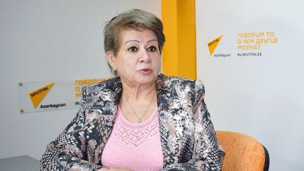 Диляра Нагиева - Sputnik Азербайджан