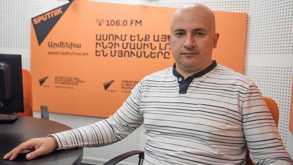 Арман Бошян - Sputnik Азербайджан