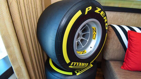 Гоночный номер-люкс McLaren-Honda в отеле Hilton Baku - Sputnik Азербайджан