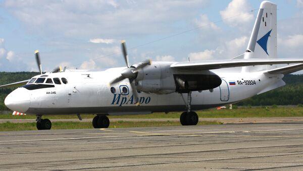 Самолет авиакомпании ИрАэро - Sputnik Азербайджан