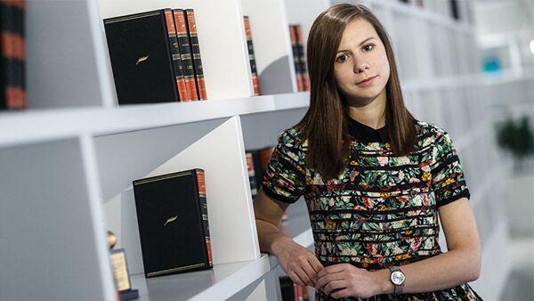 Корреспондент Международного агентства и Радио Sputnik Мария Шелудякова - Sputnik Азербайджан