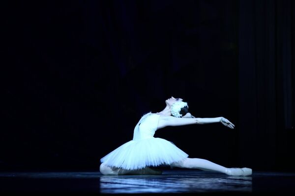 В театре оперы и балета завершился очередной театральный сезон гала-балетом - Sputnik Азербайджан