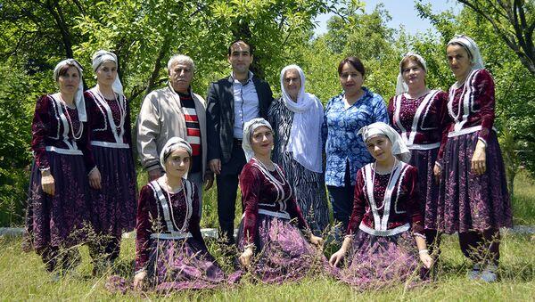 Əvəsor Xalq Kollektivi - Sputnik Азербайджан