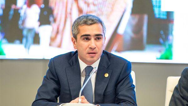 Президент Автомобильной федерации Азербайджана Анар Алакбаров, фото из архива - Sputnik Азербайджан
