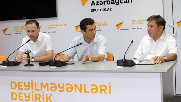 Встреча с историками и исследователями, посвященная особенностям становления азербайджанской армии сквозь призму истории - Sputnik Азербайджан