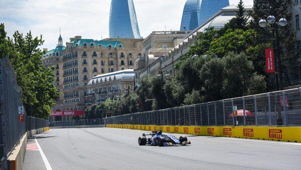 Первый день Гран-при Азербайджана Формулы-1 / - Sputnik Азербайджан