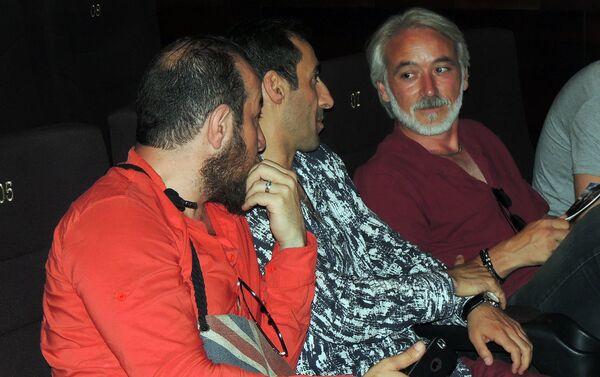 Актерский состав картины - Sputnik Азербайджан