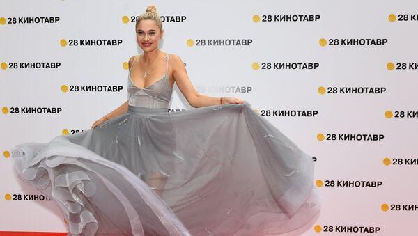 Актриса Наталья Рудова - Sputnik Азербайджан
