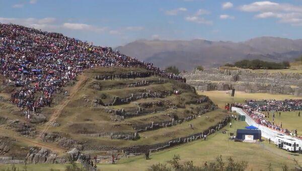 Фестиваль в Перу - Sputnik Азербайджан