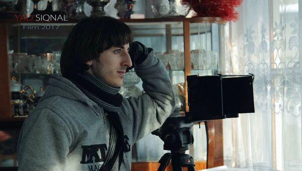 Первый азербайджанский фильм про инопланетян - Sputnik Азербайджан