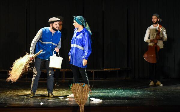 Драматическая комедия Жасминовое дерево - Sputnik Азербайджан