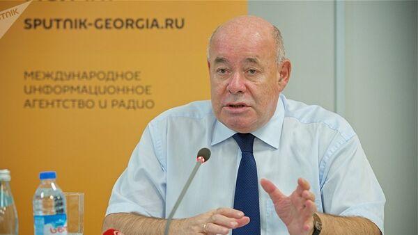 Специальный представитель Президента РФ по международному культурному сотрудничеству Михаил Швыдкой - Sputnik Азербайджан