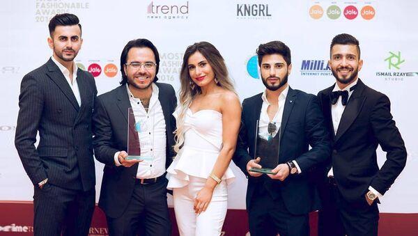 Most Fashionable Awards - Sputnik Азербайджан