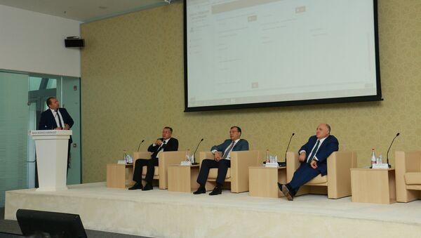 Презентация Цифрового торгового хаба - Sputnik Азербайджан