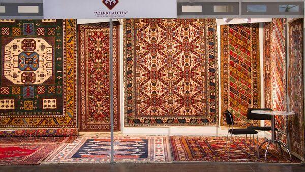 Азербайджанские ковры, фото из архива - Sputnik Азербайджан