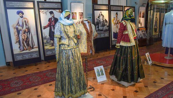Выставка в Национальном музее истории Азербайджана, фото из архива - Sputnik Азербайджан