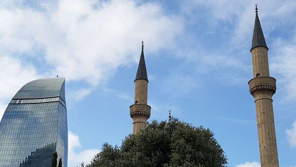 Баку - Sputnik Азербайджан