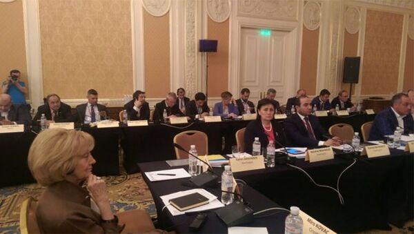 Армянскую делегацию в ПА НАТО призвали к порядку - Sputnik Азербайджан