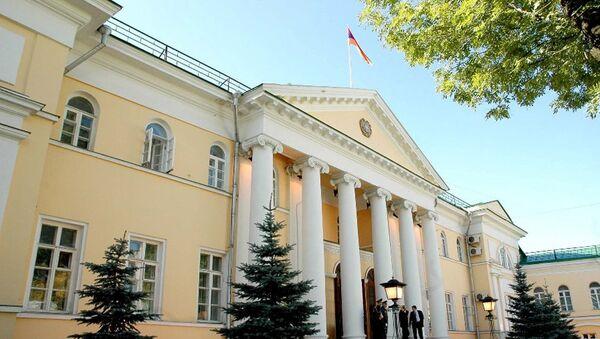 Посольство Армении в России - Sputnik Азербайджан