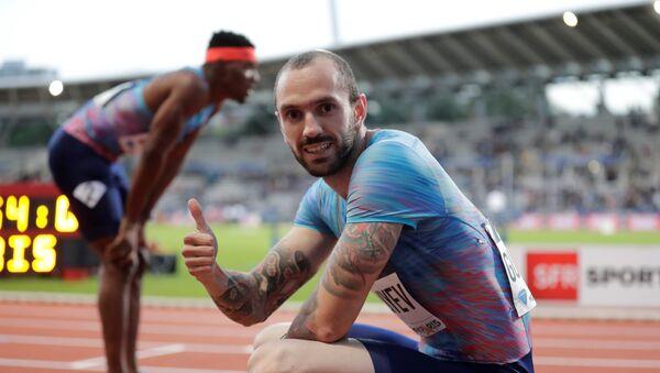 Турецкий спортсмен Рамиль Гулиев, фото из архива - Sputnik Азербайджан