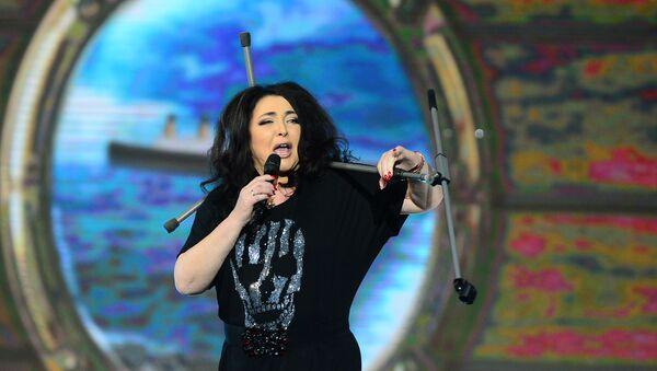 Певица Лолита Милявская - Sputnik Азербайджан