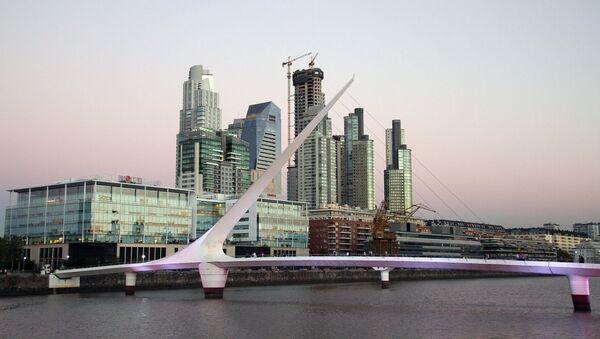 Буэнос-Айрес, фото из архива - Sputnik Азербайджан