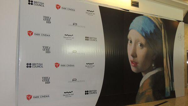 В Park Cinema состоялась пресс-конференция британского режиссера Фила Грабски - Sputnik Азербайджан