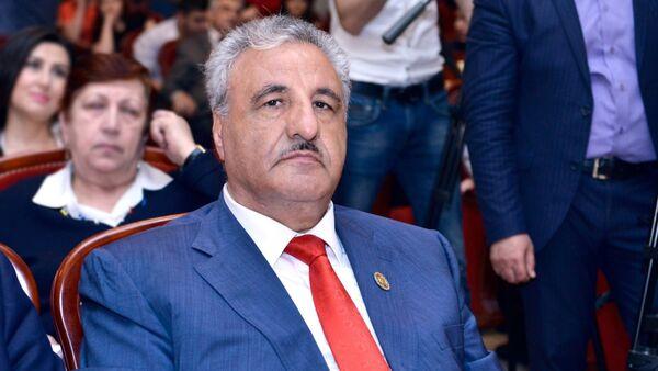 Таги Ахмедов, фото из архива - Sputnik Азербайджан