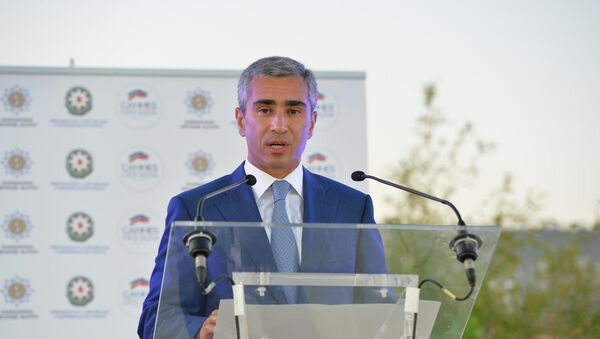 Директор Фонда Гейдара Алиева Анар Алакбаров - Sputnik Азербайджан