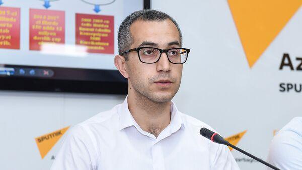 Kamran Əsədov - Sputnik Azərbaycan