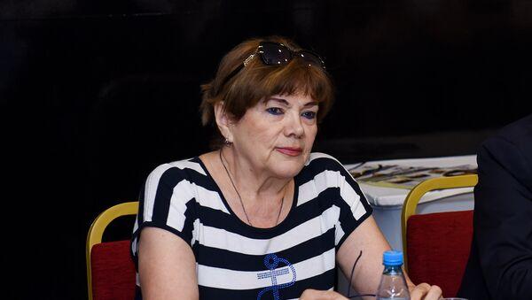 Татьяна Керимова - Sputnik Азербайджан