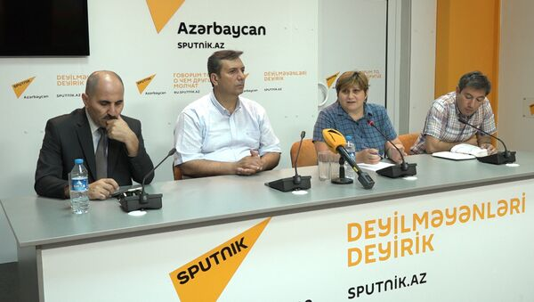 Xarici dillərdə yazan peşəkar jurnalistlərə ehtiyacımız var - Sputnik Azərbaycan