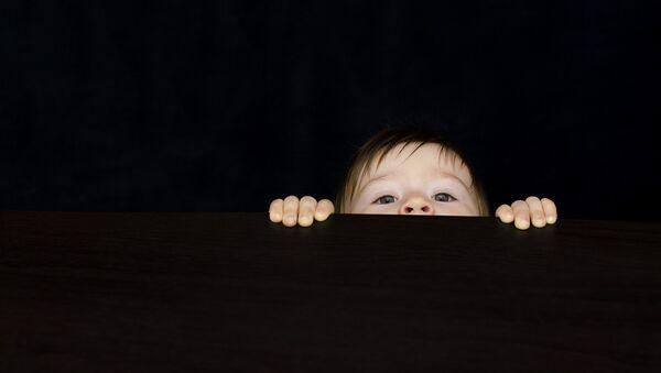 Ребенок, фото из архива - Sputnik Азербайджан