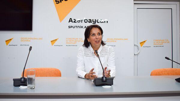 Лия Байрамова - Sputnik Азербайджан