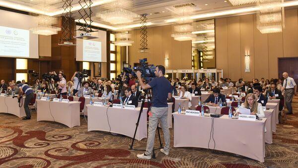 Международная конференция по вопросу Иерусалима - Sputnik Азербайджан