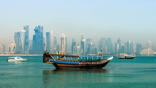 Доха, фото из архива - Sputnik Азербайджан