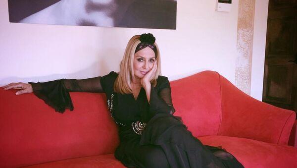 Иранская исполнительница Гугуш - Sputnik Азербайджан