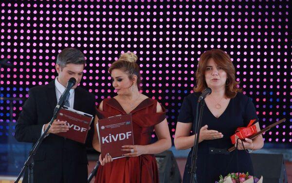 Церемония награждения победителей. - Sputnik Азербайджан