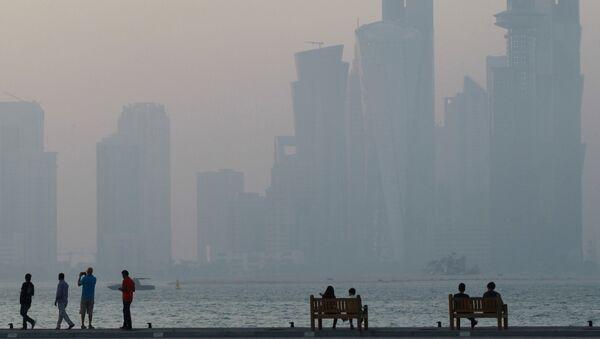 Доха, Катар, фото из архива - Sputnik Азербайджан