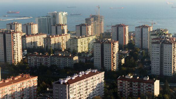 Улицы Стамбула - Sputnik Азербайджан