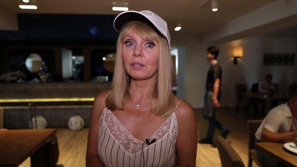 Валерия: в прошлой жизни я была выходцем из Кавказа - Sputnik Азербайджан