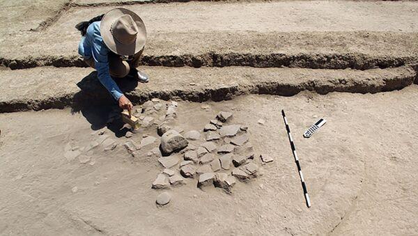 На территории Нахчыванской АР было выявлено значительное количество новых археологических памятников - Sputnik Азербайджан