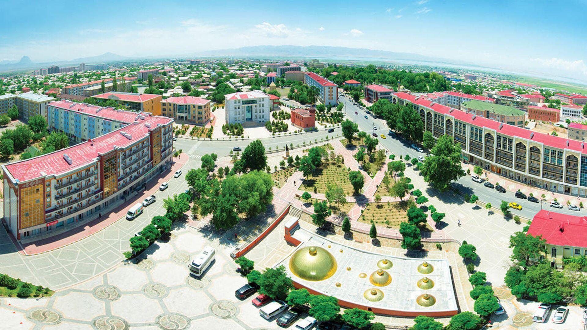 Naxçıvan şəhəri - Sputnik Азербайджан, 1920, 19.04.2021