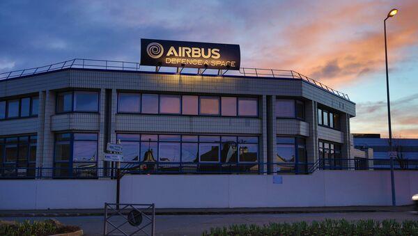 Европейская аэрокосмическая группа Airbus Defence and Space (Airbus DS), фото из архива - Sputnik Азербайджан