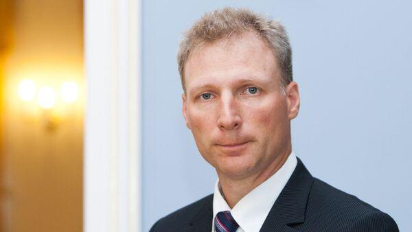Литовский дипломат Кестутис Янкаускас - Sputnik Азербайджан