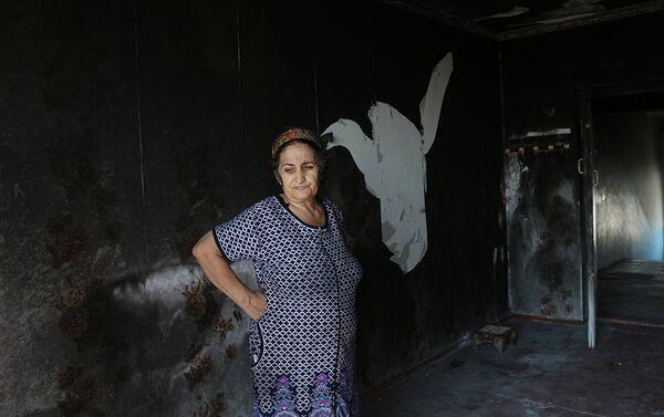 Жительница общежития - Sputnik Азербайджан