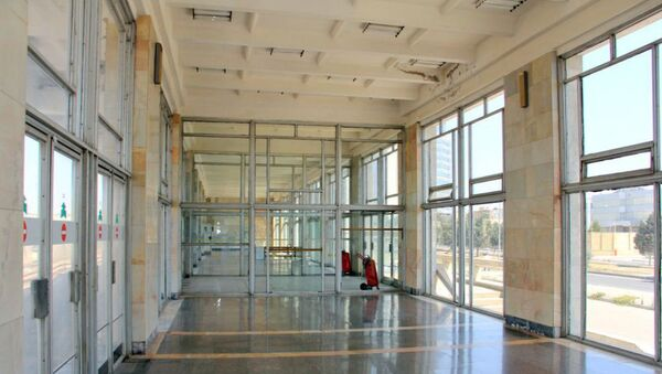 Станция Бакмил Бакинского метрополитена  - Sputnik Азербайджан