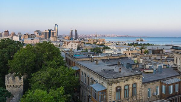 Вид на Баку - Sputnik Azərbaycan