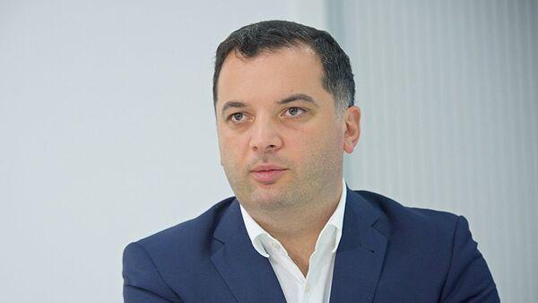 Министр энергетики Грузии Илья Элошвили - Sputnik Азербайджан